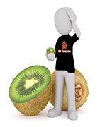 EL FRUTON: Frutas seleccionadas , lavadas a pocas horas de haber sido cosechadas a domicilio