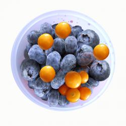 fruta lunch a domicilio en QUito