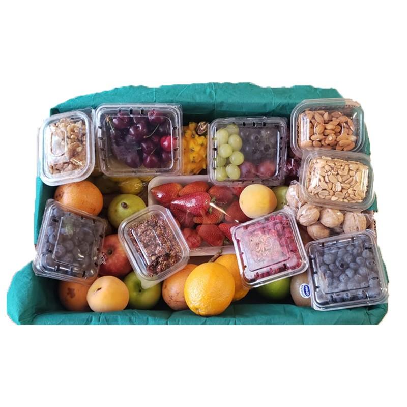 Canasta de frutas para regalar en Quito
