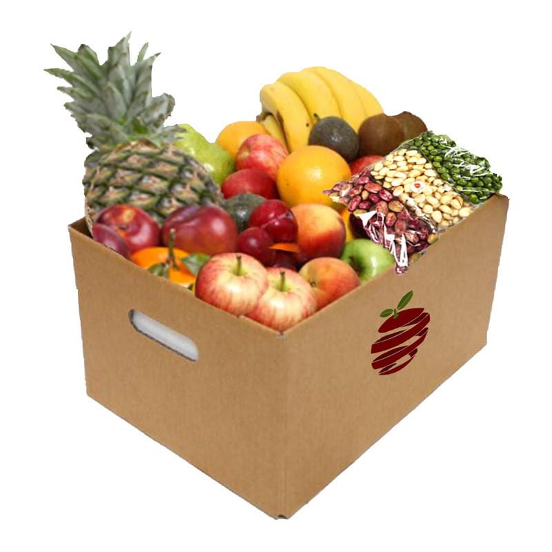 Canasta de verduras a domicilio